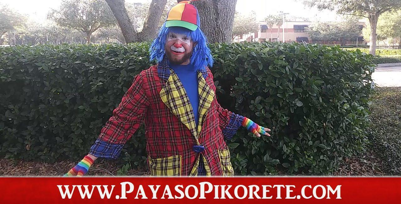 Payaso Pikorete Orlando Florida