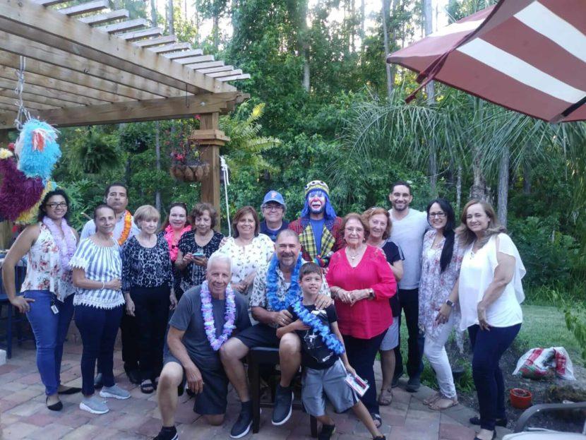 Pikorete en Cumpleaños Sergio Payaso en Jacksonville Florida
