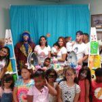 Pikorete celebrando cumpleaños Wes y emma Payaso en Saint Cloud Florida 3