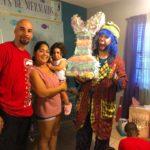 Payaso Pikorete Cumpleaños Janaiya Winter Springs Fl Piñata