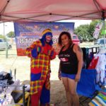Divas PR Shop 1 Payaso Pikorete 2do Festival Borinquen Killeen TX