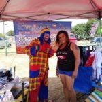 Divas PR Shop 1 Payaso Pikorete 2do Festival Borinquen Killeen TX