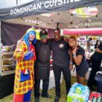 Dominican Cuisine Payaso Pikorete 2do Festival Borinquen Killeen TX