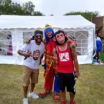 El Par-C MC Monkey Payaso Pikorete 2do Festival Borinquen Killeen TX