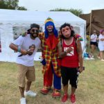 El Par-C y MC Monkey Payaso Pikorete 2do Festival Borinquen Killeen TX