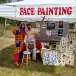 Face Painter Payaso Pikorete 2do Festival Borinquen Killeen TX