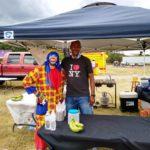 Fried Oreos Payaso Pikorete 2do Festival Borinquen Killeen TX