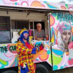 Hangry Girl Payaso Pikorete 2do Festival Borinquen Killeen TX