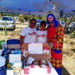 Ignite Pro-Fondos Payaso Pikorete 2do Festival Borinquen Killeen TX