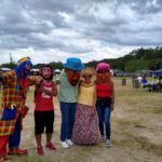 MC Monkey Cabezudos Jibara Payaso Pikorete 2do Festival Borinquen Killeen TX