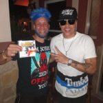 Niño Almendral Payaso Pikorete Jefe 1 2do Festival Borinquen Killeen TX