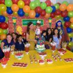 Payaso Pikorete Clermont Fl Muñequita Pompita Cumpleaños Lucas 2