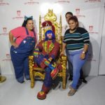 Payaso Pikorete El Rey Con Muñequita Pompita Cumpleaños Patorazzi Plant City FL