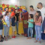Payaso Pikorete Jugando con los niños y adultos Clermont Fl Muñequita Pompita Cumpleaños Lucas