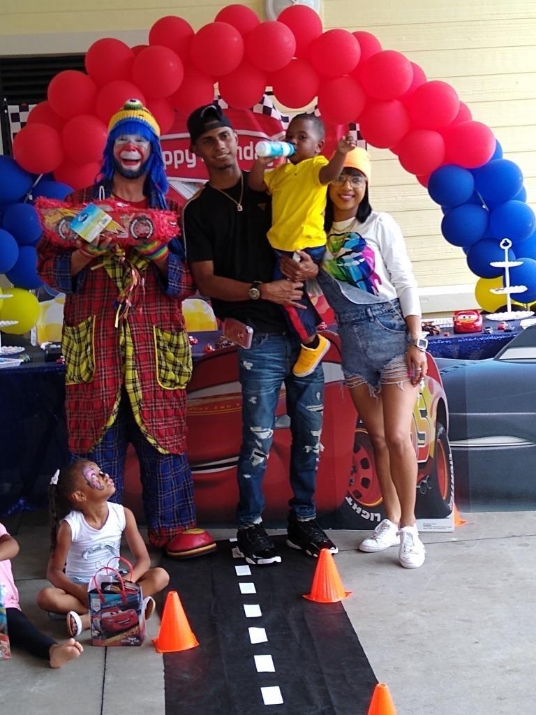 Payaso Pikorete Kissimmee Fl Muñequita Pompita Cumpleaños Angel 1