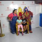 Payaso Pikorete Muñequita Pompita En Trono Cumpleaños Patorazzi Plant City FL