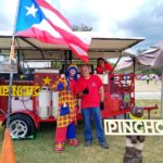 Pinchos Payaso Pikorete 2do Festival Borinquen Killeen TX