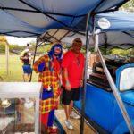 Volky Estufa 1 Payaso Pikorete 2do Festival Borinquen Killeen TX